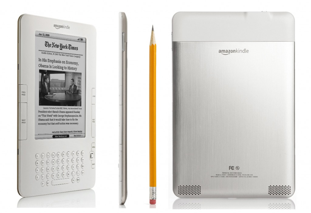 Le nouveau Kindle d'Amazon