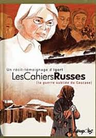 Les cahiers russes, Igort