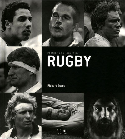 Portraits mythiques du rugby, Richard Escot
