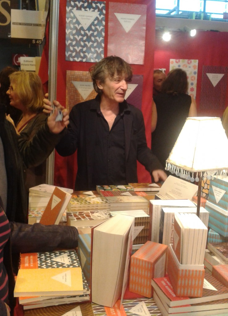 Le salon du livre 2012 en photos