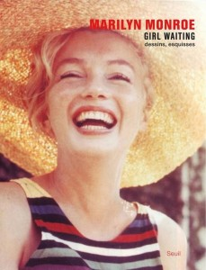 Girl Waiting, Marilyn Monroe