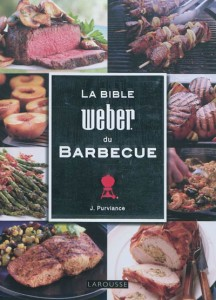La bible Weber du barbecue, Jamie Purviance