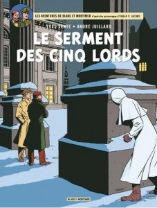 Blacke et Mortimer : Le serment des cinq lords